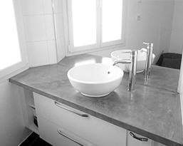 Cuisine & Salle de bain